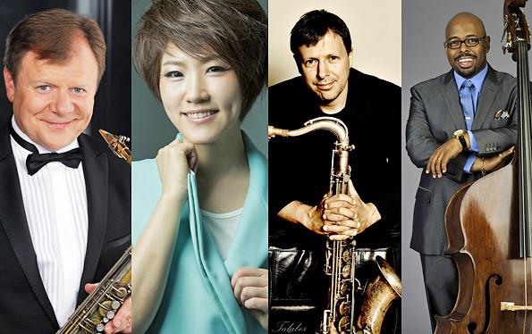 XVII международный фестиваль «Триумф джаза»